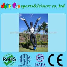 inflatable advertising clown air dancer, inflatable air clown dancer