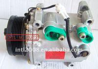 MN185233 MR513358 MSC105CA MSC105C auto air ac a c compressor for Mitsubishi Galant Eclipse Endeavor Lancer Outlander 6pk