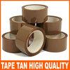 Adhesive BOPP packing tape HIGH QUALITY For Carton Sealing Tan
