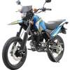 LANCER Enduro DB-250cc Full Size Motorcycle.