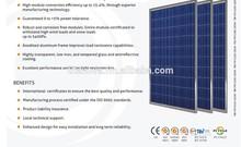 Solar Panel + Kits + Hybrid system