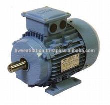 B3 And B5 Electric Motors for axial ventilators