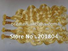 Hot Selling Stick Tip Hair Extension Human Hair Wooden Hair Sticks Wholesale