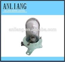 LED Blue Signal Pendant Hanging Light