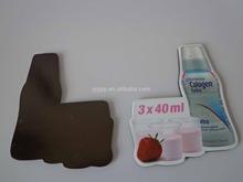 Free sample! Promotional cartoon Fridge Magnet/ refrigerator magnet sticker