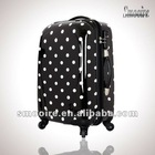 fashion promotional 100% pc luggage and bags