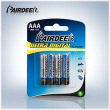 LR03(Ultra Digital) Alkaline Battery (Size AAA)