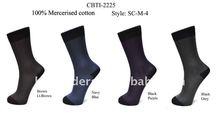 100 % Mercerized Cotton Sock