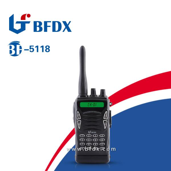 La radio bidirezionale più popolare in Cina BF-5118