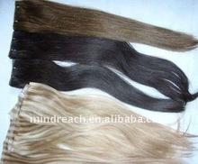 Hot selling Top quality 100% Brazilian virgin yaki skin weft with drop shipping
