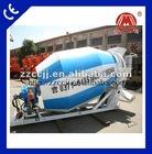 HJG hydraulic concrete transit mixer