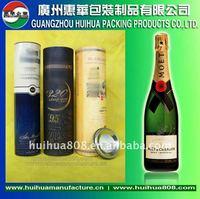 wine cardboard tube