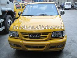 Isuzu 4wd diesel pickup van truck