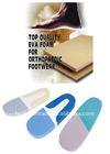 EVA foam sheet for orthopedic footwear