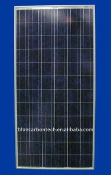 high power polycrystalline solar panel 180W
