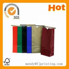 flexo printing tin tie bag with poly liner