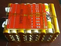 Lifepo4 Electric Vehicles Battery 48V12Ah