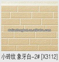 2013 new decorative exterior wall panel/facade panel/siding for prefab house