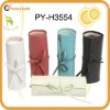 hote sale leather jewelry roll