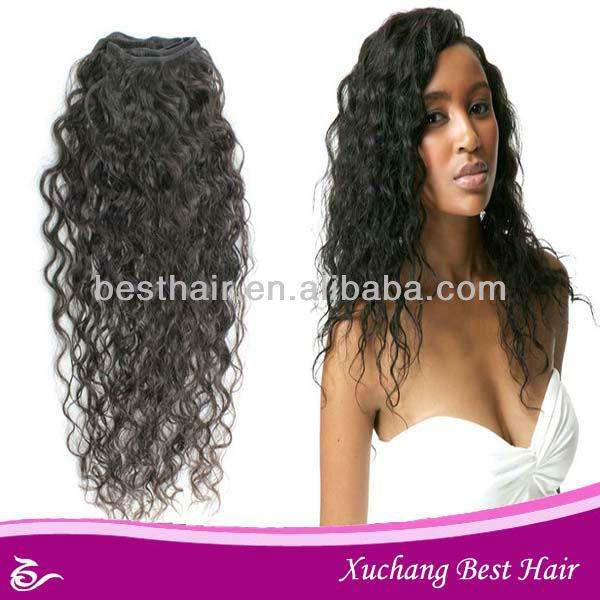 Yaki Human Hair Curly Weave 3
