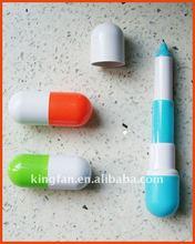 flexible plastic pen