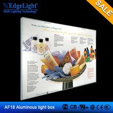 edgelight AF18 Flexible Canvas antique picture frames