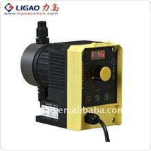 JLM Solenoid Diaphragm Metering Pumps