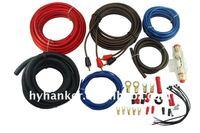 full set 8 Ga Car Amplifier Wiring Kit