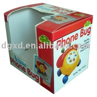 toy display packaging paper boxes