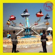 2013 Newest luxury flying - self-control plane Professional amusement park rides equipment