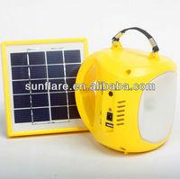 New design mini LED solar lantern/solar light
