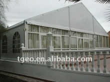 Outdoor house big tents