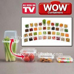 40 PCS plastic vegetable container,plastic food storage box set,vegetable storage container