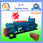 Low cost and booming mini red clay brick machine