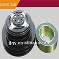 24 V 260 - 200 mm 2A2B ranhuras ar condicionado magnética embreagem VALEO