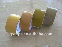 Brown/Tan/Light brown bopp packaging tape