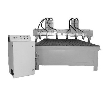multi-spindle wood carving cnc router machine