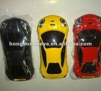 flip car shape mobile phone
