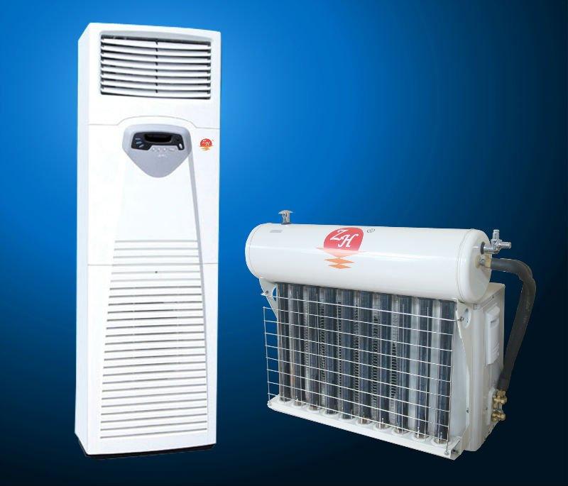 prix solaire hybride debout de climatiseur de plancher