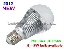 B22 E26 E27 6W/7W/8W/10W smd led bulb lamp for indoor lighting