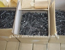 Polished Common Wire Nails Hard Drawn Steel SAE 1008 or Q195