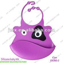 Silicone acessórios do bebê