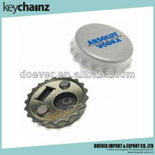 Promotional Item Fridge Magnet Bottle Opener
