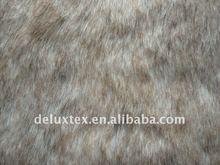 Acrylic faux fur fabric
