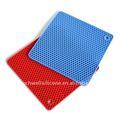 Ph-004a flexible de goma de silicona resistente al calor esteras/alfombrillas inteligente y titular de la taza