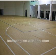 Olympic Games Basketbal court floor Pvc flooring