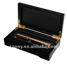 Promotional wooden single pen box