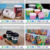 China wholesale custom disposable coffee Ripple paper cup
