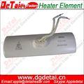 240mm*60mm plaque de chauffe en céramique infrarouge lointain