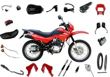 Chinese cheap good quality NXR 125 motorcycle parts
